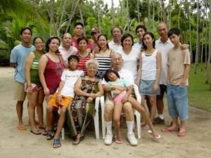 filipino family