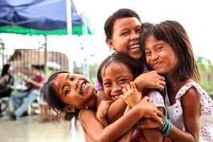 filipino smiling