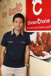 Chicken Charlie CEO Ifore Yu Photos by Miguel Nacianceno for Entrepreneur Philippines Magazine