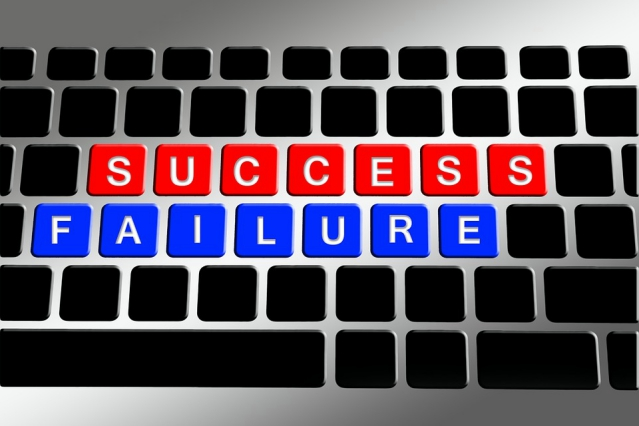 career-success-and-failures