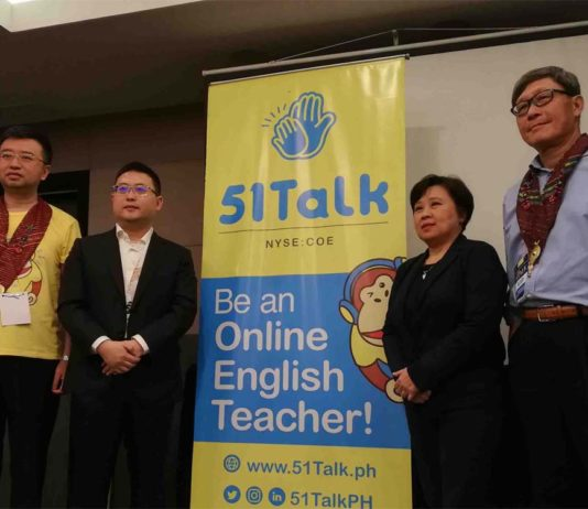 51Talk in Philippines
