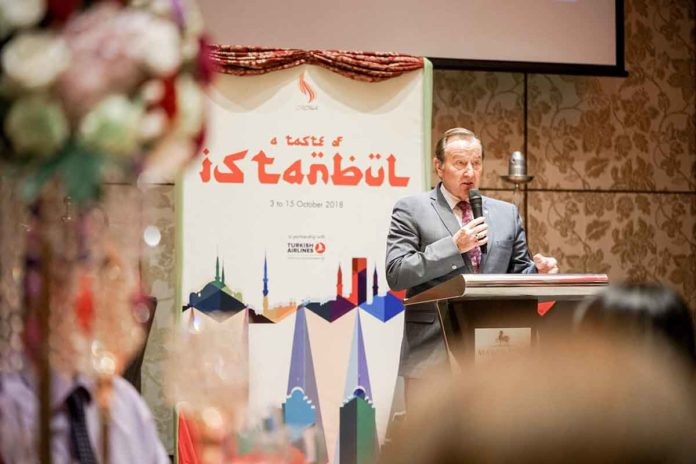 Istanbul - Trade and travel journal