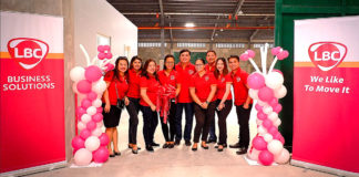 LBC Warehouse in Pampanga - Trade and travel journal