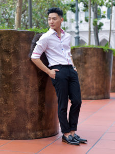 Bata Man Shoes - Trade and travel journal