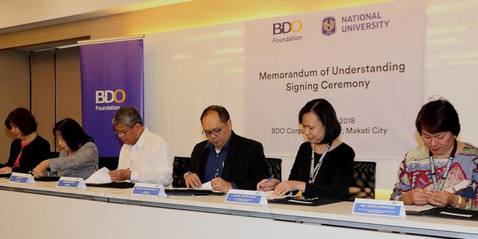 BDO Foundation - Trade and Travel Journal