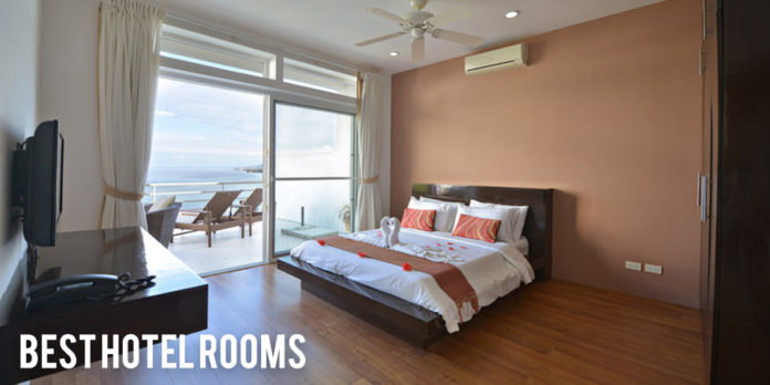 Best hotel rooms - Trade and Travel Journal