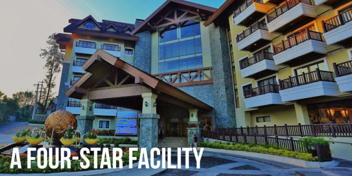 Four-Star Facility - Trade and travel Journal