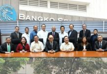 Chamber of Thrift Banks (CTB) in a Courtesy Call Diokno