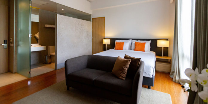 Deluxe King Room at Privato Quezon City - Trade and Travel Journal