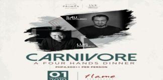 Four-hands Dinner