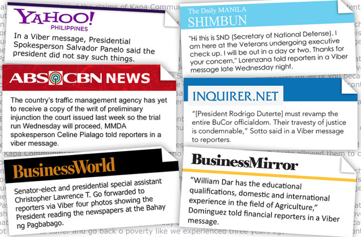 Viber is now the best source of news - Trade and Travel Journal