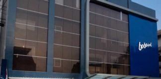 Facade Bobotel