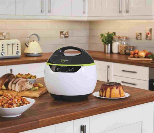Pressure Cooker Digital