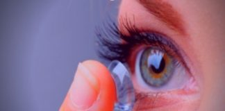 Colored Contacts-Trade Travel Journal