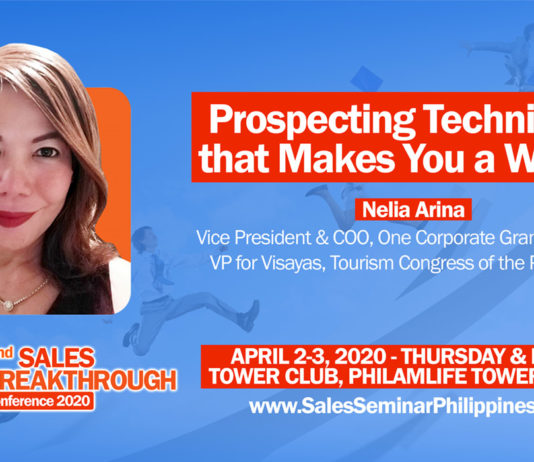 Sales Breakthrough Conference 2020 - Trade and Travel Journal