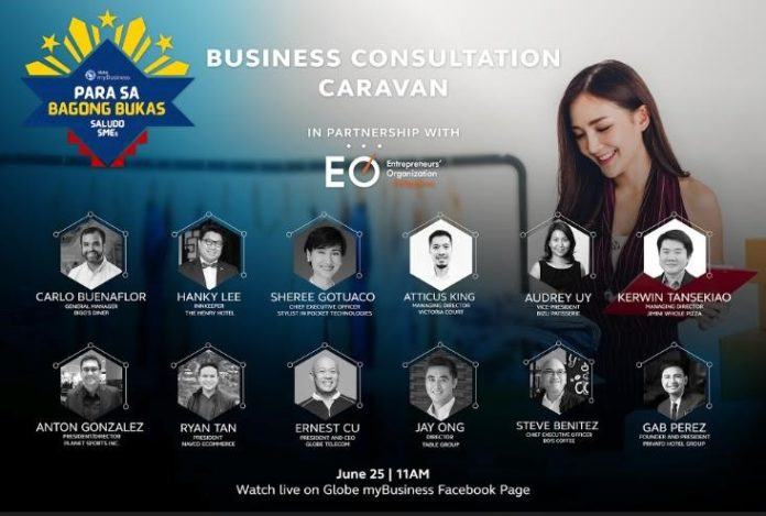 Globe kicks off tribute campaign for local SMEs with special FB live event and inspirational video 2020 - Trade Travel Journal