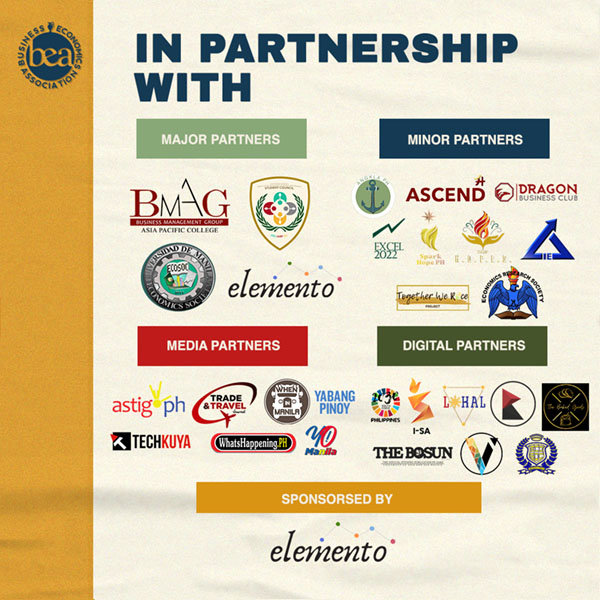 BEA Heroes partnerships