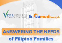 Lamudi Partnership Announcement - Vista Residences