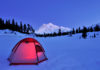 Winter camping hacks