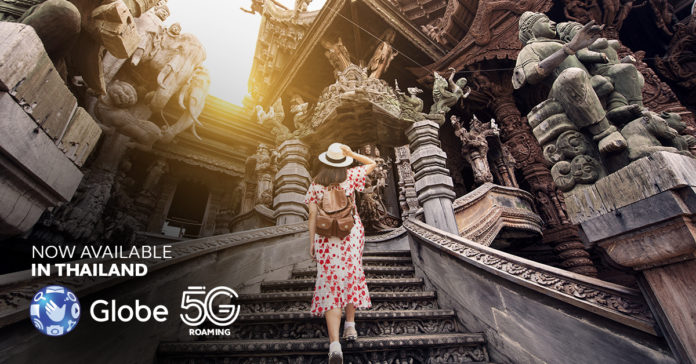 More countries in Asia, North America, and Europe to have Globe 5G roaming service in 2Q 2021