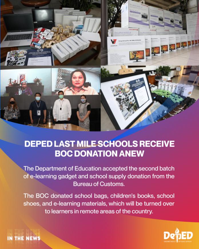 DepEd Last Mile Schools