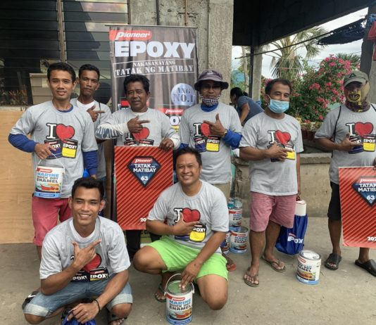 PIONEER ADHESIVES HELPS BOAT MAKERS THROUGH A DONATION DRIVE