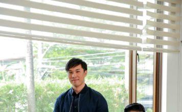 Tan Brothers - L to R (Kyle Tan & Lucio Tan III)