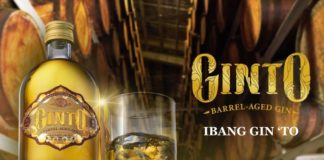 Tanduay Enters the Gin Market With Barrel-Aged Gin, Ginto