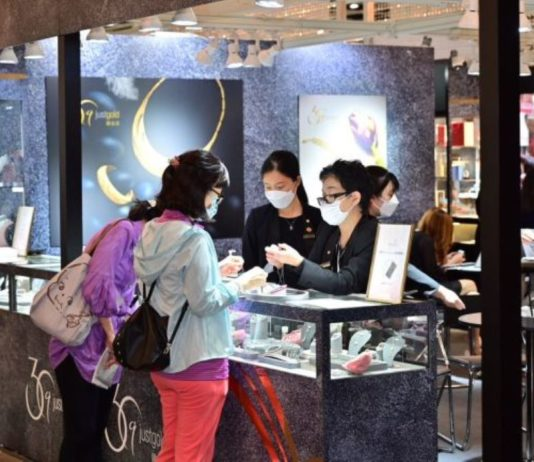 HKTDC twin jewellery events open today