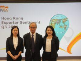HKTDC Export Index 3Q21