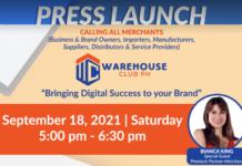 Digital Warehouse Club PH Sets Press launch